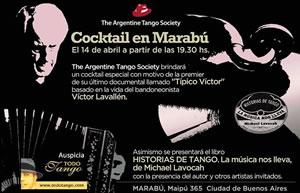 Coktail anual en Marabú