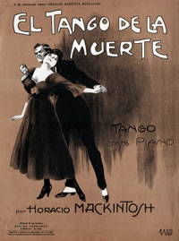 "El tango de la muerte - Shooting around the bush with ""El tango de ..."