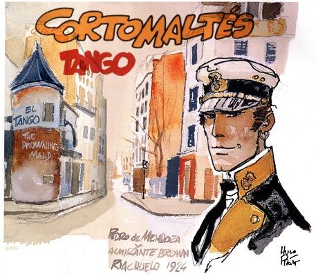 Resultado de imagem para corto maltés en argentina