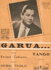 Garua -Roberto Goyeneche